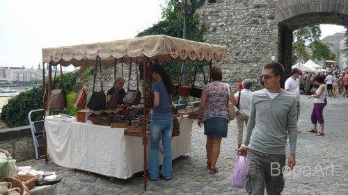 Mesterségek Ünnepe, 2013-ban a Budavári Palotában.