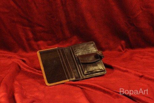 Pénz-irattartó II-L (pénz, irat, kártya részére) mérete: 10x14 cm