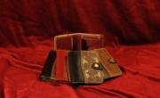 Kis briftasni (pénz, kártya részére) mérete: 8x10,5 cm
